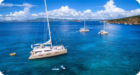 catamaran sailing family yachts with crew all inclusive crewed yacht charter