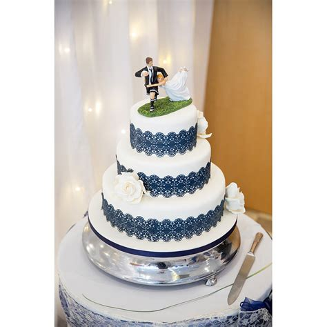 Superior Lemon Cake #8: Rugby-wedding-cake.jpg