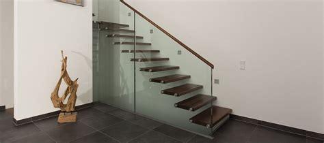treppe glas glastreppen fhs treppen treppenhersteller f 252 r fachkunden
