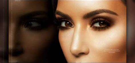 kim kardashian smokey eyes part 3 apllying eyeshadow how to create a bronzy smokey eye inspired by kim