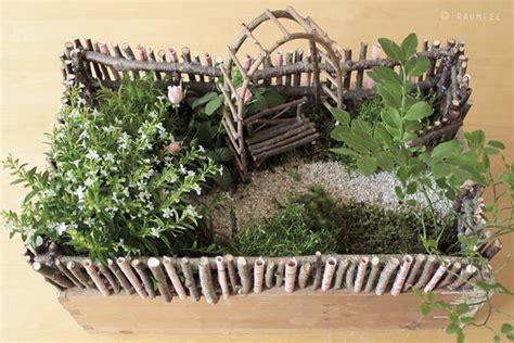 geschenkideen garten raumfee i never promised you a garden