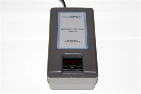 Crossmatch Verifier 300 Lc 2 0 escaners de huella crossmatch verifier 300 lc 2 0 nuevos
