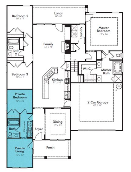 trend homes floor plans latest trend in house design quot a home within a home