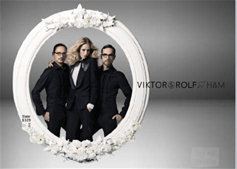 Viktor Rolf Arrive At Hm by H M Voor Iedereen Exclusiviteit