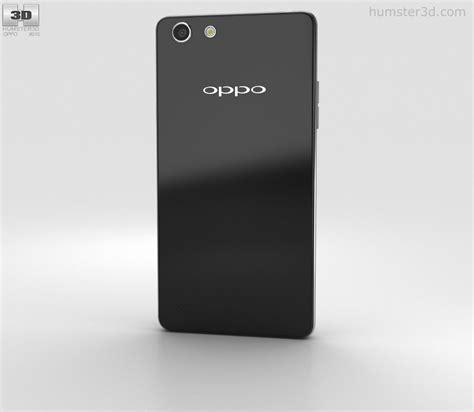 Hp Oppo Neo Black oppo neo 7 black 3d model hum3d