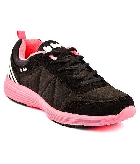 leecooper sports shoes cooper sports black sports shoes price in india buy