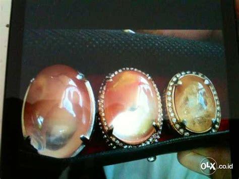 Solar Rasa Bensin Batu Raja 6 jenis batu akik khas kalimantan barat