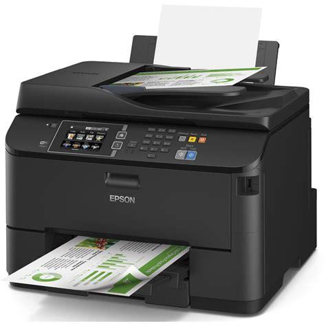 Printer Epson Wf epson workforce pro wf 4630 a4 colour mfp inkjet printer