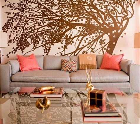 wohnzimmer apricot wandfarbe apricot frische wand streichen ideen freshouse