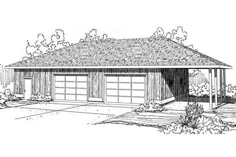 4 car garage house plans traditional house plans 4 car garage 20 066 associated