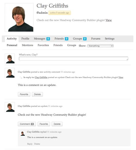 headway themes article builder community builder headway themes