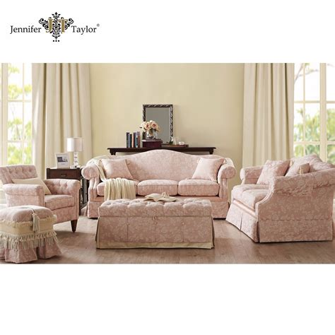 tapestry sofa living room furniture lovely microfiber sectional sofas sun life classic custom