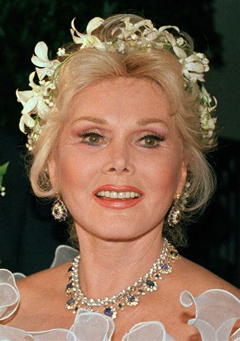 zsa zsa gabor zsa zsa gabor s life glamour honored at funeral mass