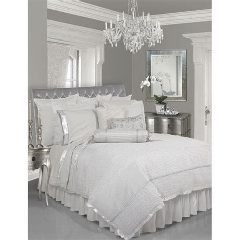 discover and save creative ideas - White And Silver Bedroom