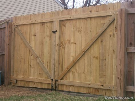 Picket Fences by The Gate Dadthing Com A Dad Blog