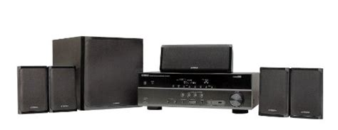 yamaha yht 4910ubl 5 1 channel home theater system