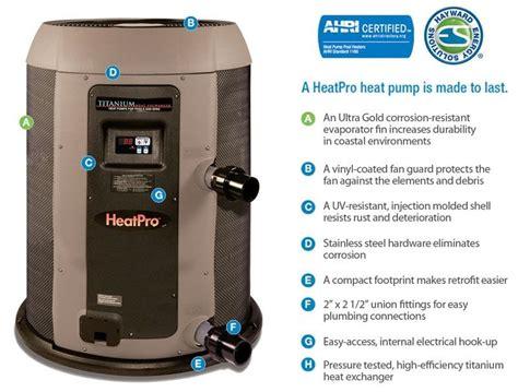 electric heat pump pool water heater hayward heatpro inground pool heater inground pool kits