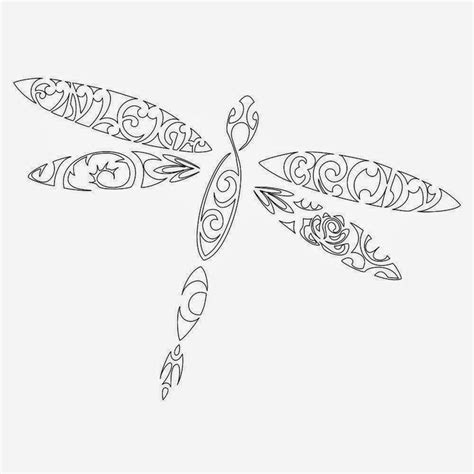 dragonfly maori  images dragonfly tattoo tattoo