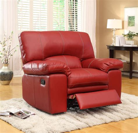 tsc camo recliner red leather recliner chair 28 images buy cheap red
