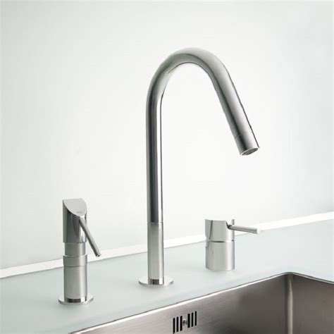 2 Kitchen Taps Mgs F2 Stainless Steel Kitchen Tap