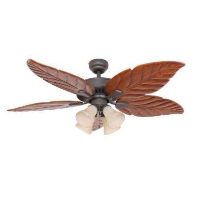 harbor banana leaf ceiling fan 10 best images about lighting on set of