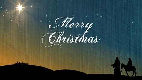 bethlehem  sight merry christmas religious title text background motion background