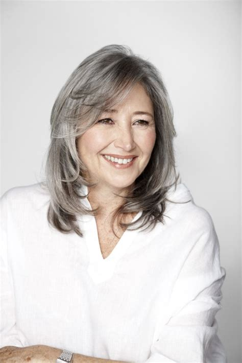 gray hair styles for 50 plus 30 modern haircuts for women over 50 with extra zing