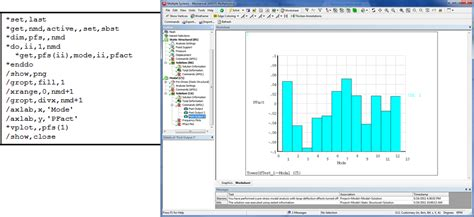 Ansys Section View by Files And Info From Using Apdl Snippets In Ansys Mechanical Padt Inc The