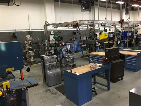 machine shop the of at dallas