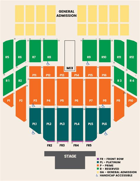 jazz in the gardens seating chart jazz in the gardens jazz in the gardens seating chart