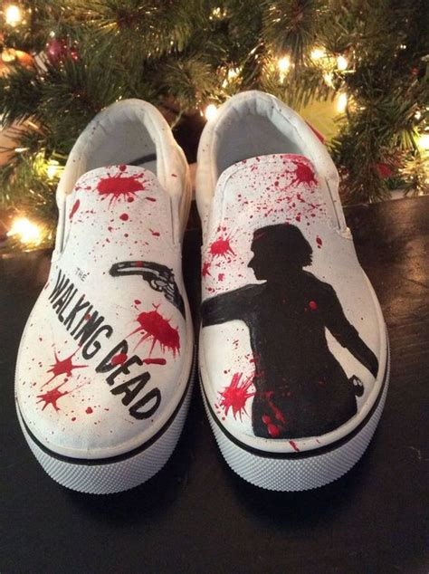 the walking dead slippers the world s catalog of ideas