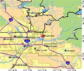highland california map opinions on highland california