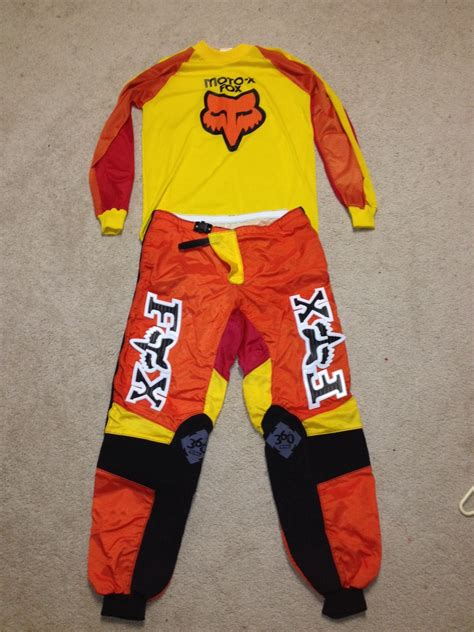 old motocross gear look what i found old moto motocross