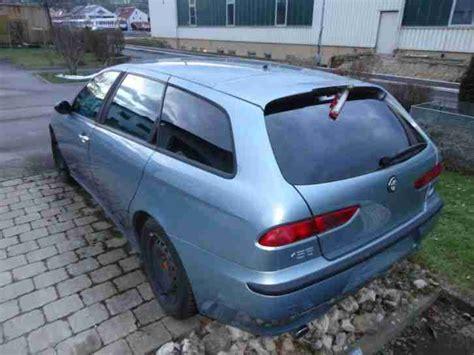 Auto Kaufen Mit Hagelschaden by Alfa 156 Sportwagon Ca 77000km Leder Beste Alfa Romeo