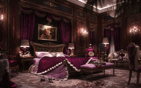 luxurious bedroom i am the king making of luxury bedroom evermotion