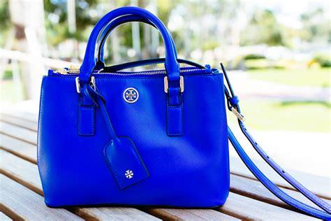 Tb Handbag Hitam Pouch Murah national handbag day spotlight burch robinson micro zip tote purseblog