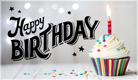 Free Animated Personalized Birthday Cards