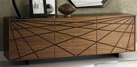 Stylish Sideboards Fabulous And Functional Modern Sideboards With A Touch Of