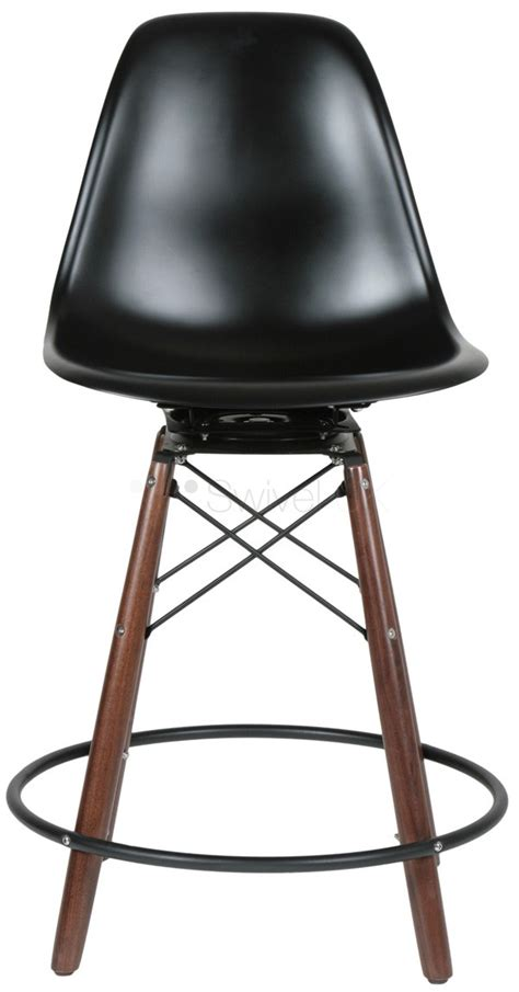 Eames Swivel Bar Stool by Charles E Style Dsw Retro Fibreglass Counter Stool With