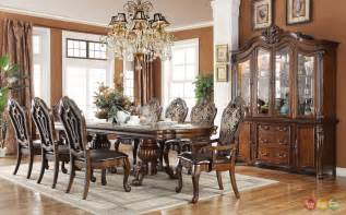 Traditional Dining Room Furniture Formal Dining Room Furniture Submited Images