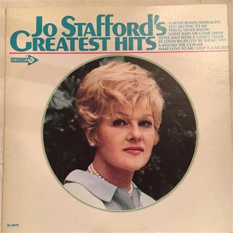 shrimp boat discogs jo stafford jo stafford s greatest hits vinyl us 0
