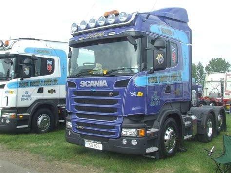 1608 best images about scottish trucks on