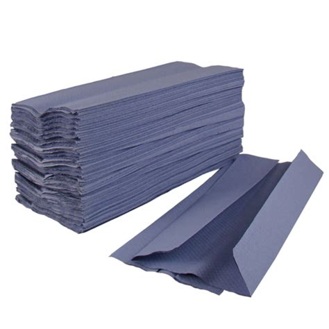 C Fold Paper - c fold paper towels 1ply blue next day napkins