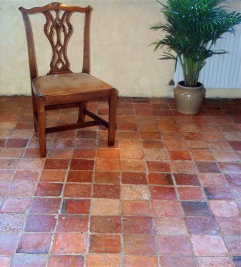 Terracotta Fliesen Einrichtung by Antik Bau Stawe Terracottaplatten Terracotta