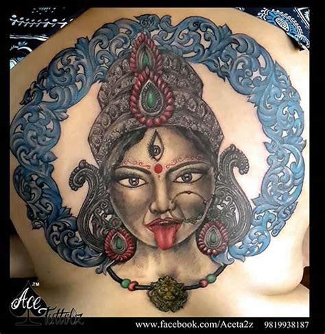 durga tattoo studio jakarta maa durga tattoos ace tattooz art studio mumbai india
