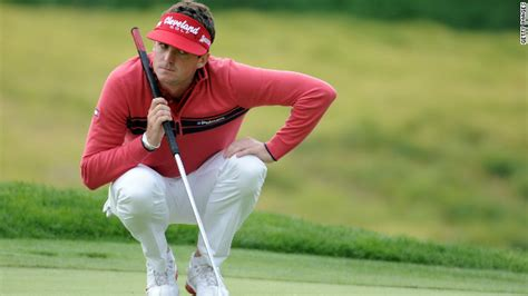 keegan bradley swing analysis golf s major tours split over proposed belly putter ban
