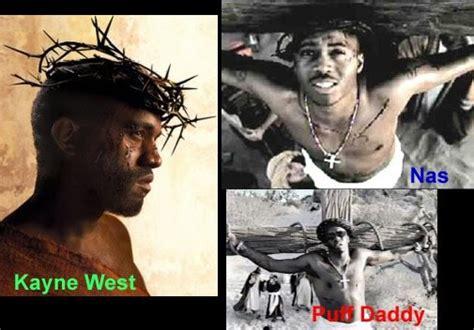 diddy illuminati la parodie de jesus par les vedettes de la