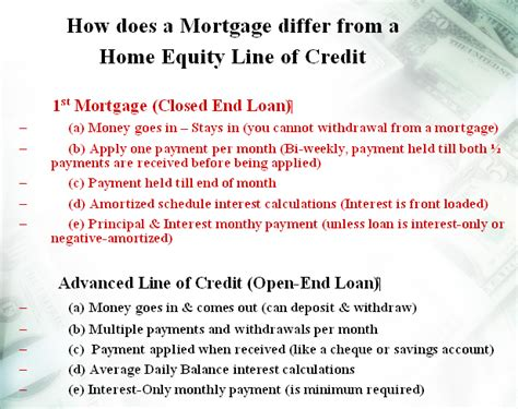 use your home equity line of credit to pay your