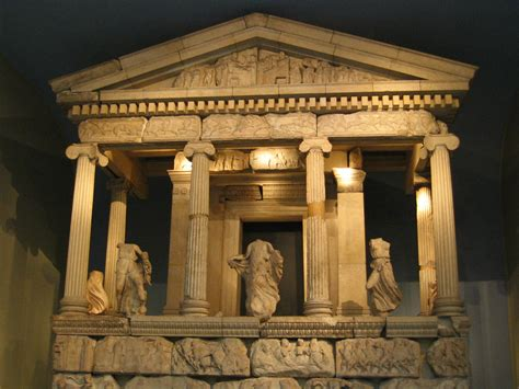 Greek Temples At Night Viahouse.Com