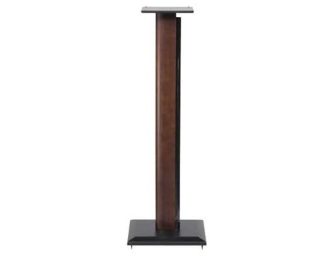 sanus 36 quot series wood pillar bookshelf speaker